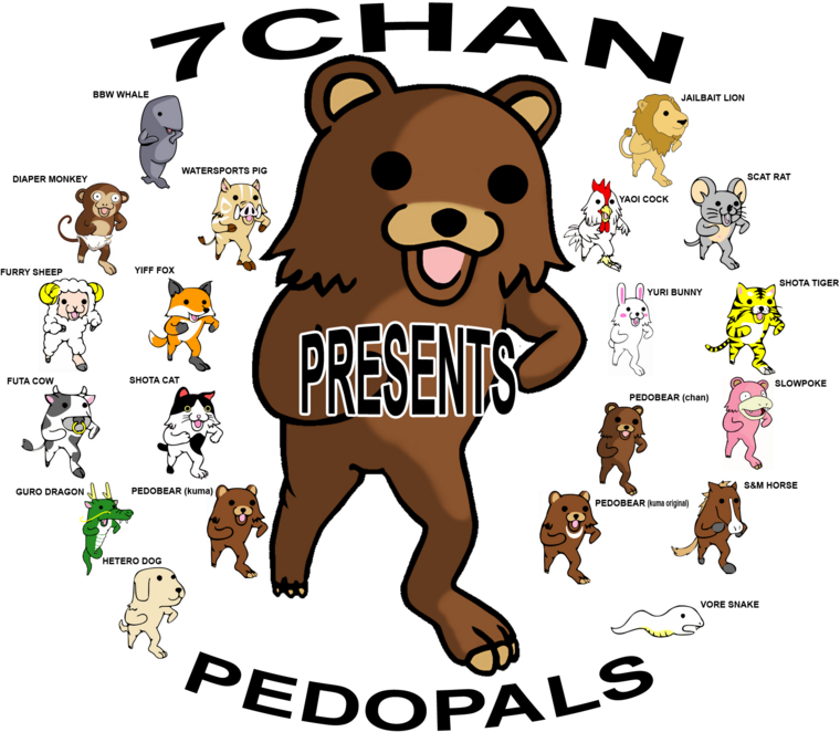 satisfied let s have more fun with pedobear