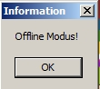 offline-modus