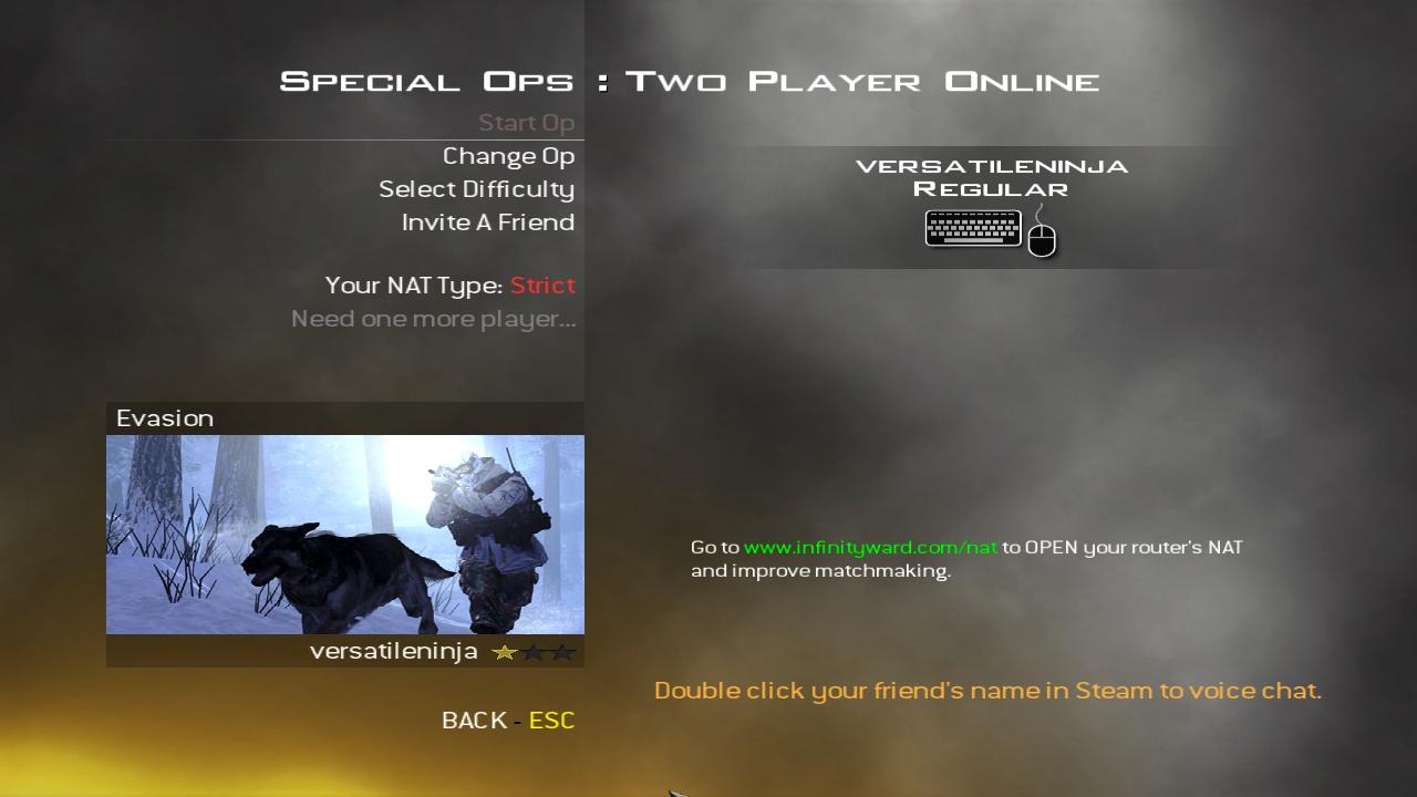 call of duty modern warfare 3 spec ops online crack