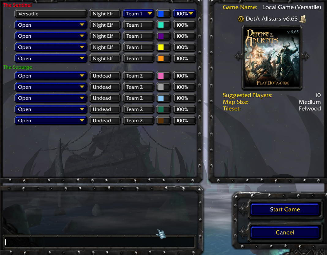 how to play warcraft 3 the frozen throne lan online free using